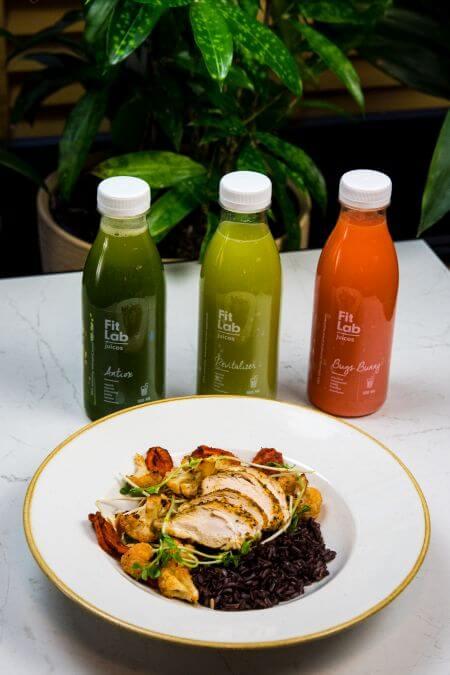 Fitlab- diety