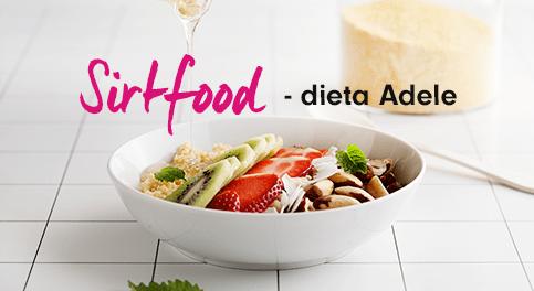 Naczym polega dieta sirtuinowa? Czym jest dieta Adele, dzięki którejschudła prawie 50kg?