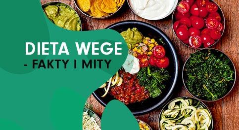 Dieta wegetariańska – fakty imity