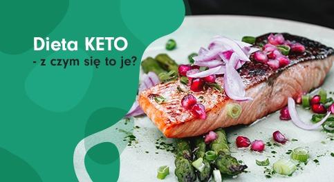 Dieta ketogeniczna – podstawowe informacje otrendzie żywieniowym keto