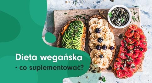 Co suplementować podczas diety wegańskiej?