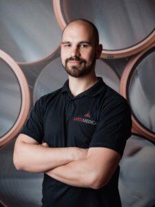 Mateusz Kępka - Fizjoterapeuta